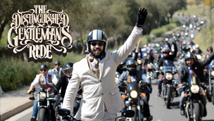 The Distinguished Gentleman's Ride, 25 Septiembre de 2016